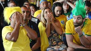 Image result for neymar cries when brazil lost