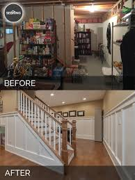 basement remodels before and after. Before \u0026 After Basement Naperville - Sebring Design Build Remodels And S