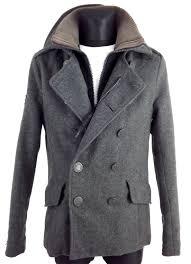 superdry peacoat jpn navy label classic p coat wool blend jacket grey vgc mens grey superdry hoos new york superdry shoes myntra various colors