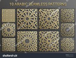 Motif Pattern Custom Decorating Design