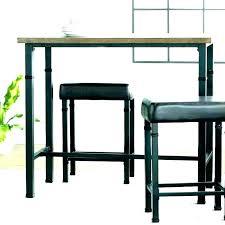 black bistro table set small pub bar round sets s