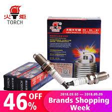 4pcs Lot China Original Torch Nickel Alloy Spark Plug K6rtc