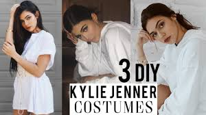 diy kylie jenner costumes elesa anthony
