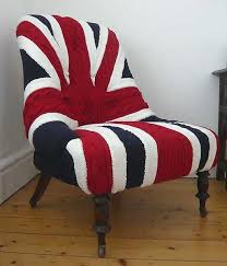 english flag chair cover i love this it would be even cooler if it