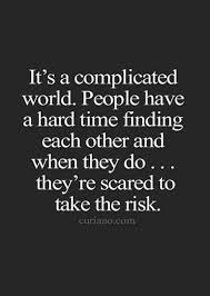 Love Is Complicated Quotes Best Complicated Quotes Pinterest Relationships Thoughts And Truths