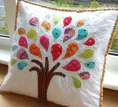 Small Picture Pillows and cushions as a part of home decor Modern Interior and