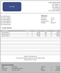 Invoice Templete Free Invoice Template Design 1 Boox