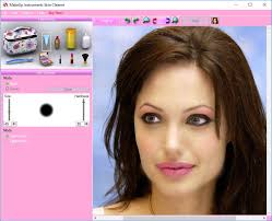 makeup instrument is another makeup photo editor for windows the free demo version of this makeup software es with feature limitations