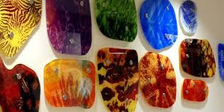 decorative glass manufacture wall