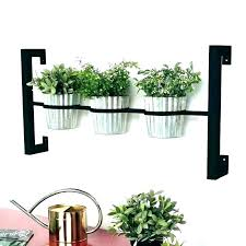 wall mounted plant shelves wall mounted planters indoor wall hanging plant set of three hanging wall