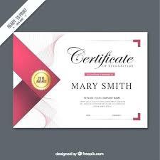 Corporate Certificate Template Corporate Certificate Template Premium Certificate Template