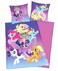 my little pony bedding full my little pony single cotton duvet cover set my little pony