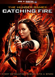 the hunger games catching fire dvd release date  cover