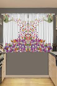 Kitchen Curtains Design
