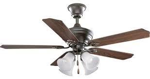 ceiling fans with four lights. Beautiful Lights Progress Lighting Bradford FourLight Ceiling Fan  P251377 In Fans With Four Lights U