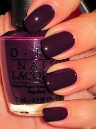 Opi Purple Color Chart Opi Purple Nail Polish Nails Gallery