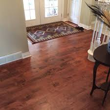 today s hardwood floor refinishing project with rosewood stain