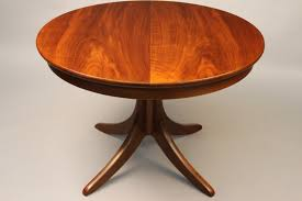 top furniture makers. brilliant top pedestal table handcrafted of walnut intended top furniture makers f