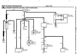 similiar horn on 1994 bmw 530i keywords repair manuals bmw 525i 525it 530i 530it 540i 1995 electrical