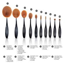 oval brush set guide. the oval brush set experience guide a