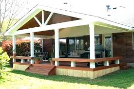 covered deck ideas. Adding Back Porch To House Ideas For Houses Decks Covered Deck C