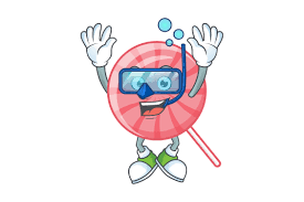 Svg animation is a great alternative to using animated gifs on the web, but it's not always easy. Pink Round Lollipop Cartoon Character Graphic By Kongvector2020 Creative Fabrica Di 2020