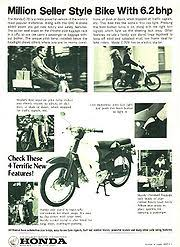 honda c70 cyclechaos honda c70 ad
