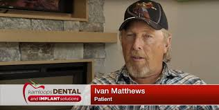 Ivan Mattews for Kamloops Dental & Implant - YouTube