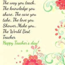 Beautiful Quotes For Teachers Day Best of Teachers Day Quofe Who Taught Me Quotes 24 You