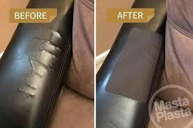 sofa repair kit leather distressed spring home depot