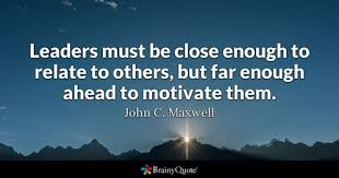 Quotes About Being A Leader Gorgeous Leaders Quotes BrainyQuote