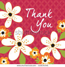 Image result for greeting card thank you