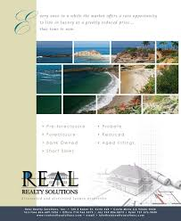 real estate ad real realty solutions inc real estate co magazine ad