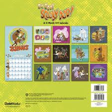 Scooby Doo Bedroom Decor Be Cool Scooby Doo 2017 Calendar Walmartcom