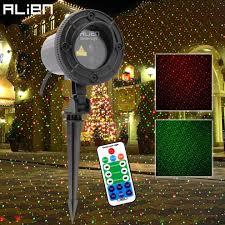 Star Motion Christmas Lights Alien Remote Rg Star Dots Motion Christmas Laser Light