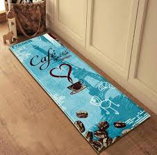 turquoise kitchen rugs awesome teal kitchen rugs modern welcome mat anti slip mat in the