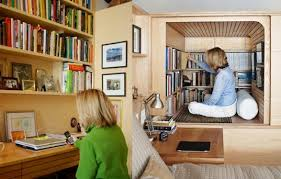 10 Mesmerizing GIFs Of SmallSpace Living  Small Spaces Space Saving Tiny Apartment New York