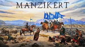 Αποτέλεσμα εικόνας για η μαχη του μαντζικερτ χαρτης