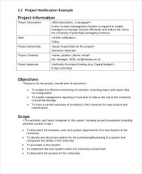 sample project management report examples in pdf wordsample sample project management report 6 examples in pdf word