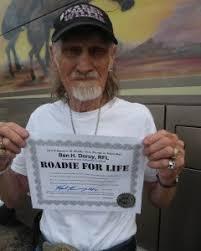 Congratulations, Ben Dorsey: Roadie for Life   www ...