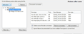 Convert Emails To Pdf Or Tiff Including Email Attachments