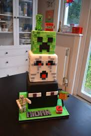 minecraft cake recipe. Fine Cake Cake For My Sonu0027s Birthday Fondant Covering All 3 For Minecraft Recipe