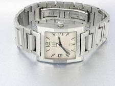 dunhill men s wristwatches dunhill dunhillion mens watch 8031 quartz stainless steel watch