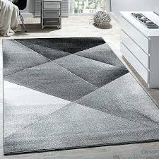 modern grey geometric rugs designer rug pile living room mat carpet small large four vintage