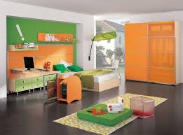 kids room kids bedroom neat long desk. Splendid Decor Of Spacious Kid Bedroom With Wardrobe Near Window Also Wooden Bed And Green Canopy Kids Room Neat Long Desk