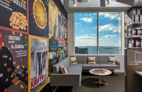 office design companies. Having Previously Worked With Spectrum On The Design Of Their Office In Washington, DC, OTJ Architects Was Excited To Work Again Companies A