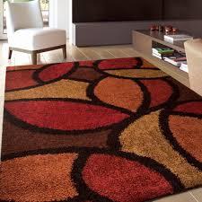 burnt orange and cream area rug designs 3218
