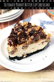 Ultimate No Bake Reeses Peanut Butter Cup Cheesecake Beyond Frosting