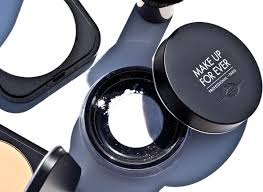 make up for ever ultra hd loose powder open shot
