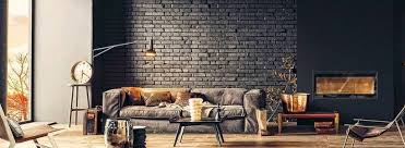brick living room furniture. Rustic Elegant Interior Exposed Brick Wall Ideas For Your Living Room Featured Furniture